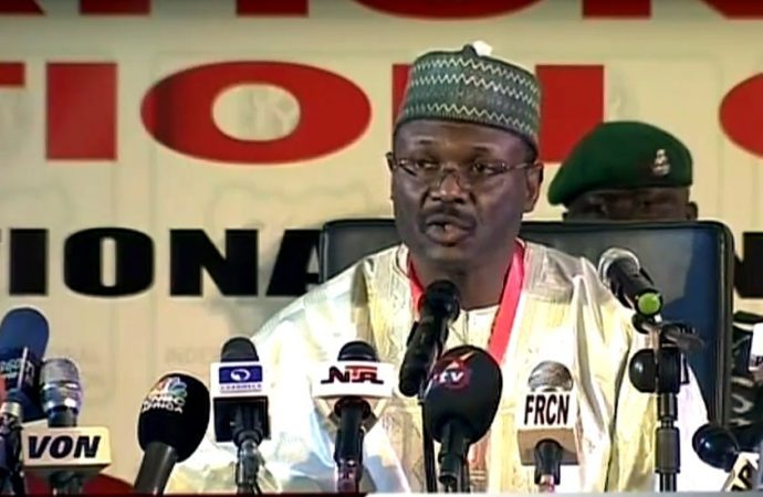 2019 elections: Political parties pass vote of confidence on INEC chairman
