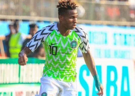 AFCON 2019: Rohr to take decision on Chukwueze