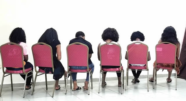 Nigerian women convicted for prostitution lament – 'We were raped, beaten by policemen'