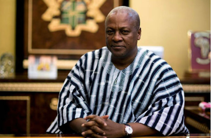 Elections Hacking Now Real in Africa, Says Mahama