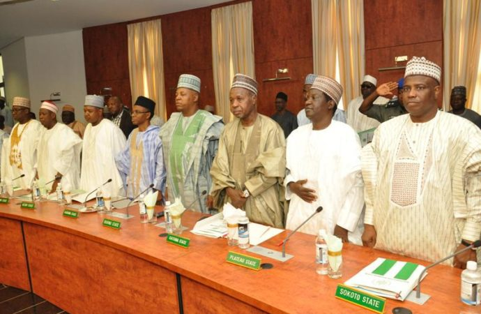 Northern Governors Set up Committee to Tackle Insecurity