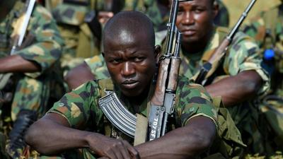Army says Boko Haram terrorists don't earn more money than soldiers