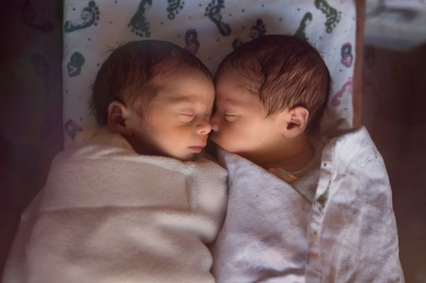 Cheating mum exposed after 'DNA test reveals her twins have DIFFERENT dads'