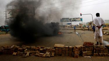 Sudan crisis: 40 bodies pulled from Nile, opposition says