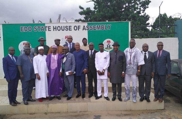 Re-elected Edo lawmakers shun valedictory session