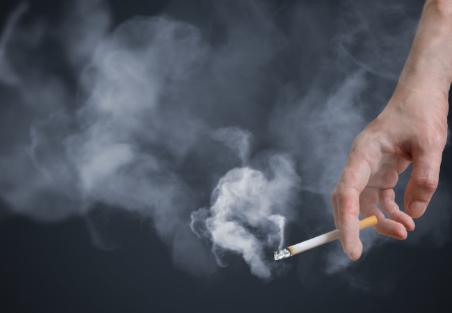 890,000 emerge 'second-hand' cigarette smokers globally