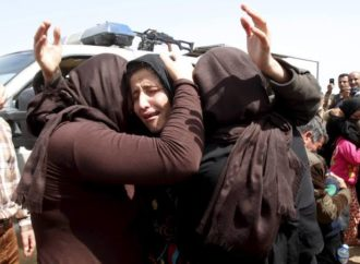 ISIS massacre 19 women for 'refusing to have sex with fighters'