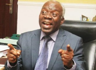 You can't decree State, LG police on Nigeria, Falana tells Buhari