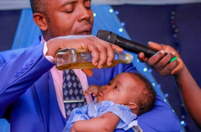 Cleric explains why God uses 'clean, unclean vessels'