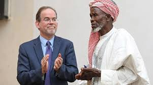 US honours Nigerian Imam who hid Christians from killers