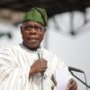 Oyegun 80th Birthday: Former President of Nigeria Represented by Engr Gideon Ikhine
