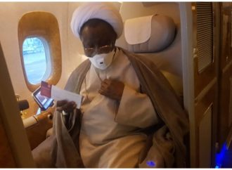 Confirmed: El-Zakzaky discharges himself, returns to Nigeria