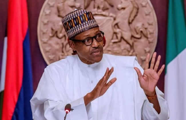 I will not interfere with your operations, Buhari tells EFCC