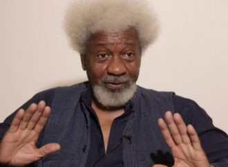 Sowore: Buhari's govt has attained 'unprecedented level of paranoia', says Soyinka