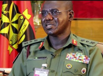 List of Nigerian Army senior officers promoted
