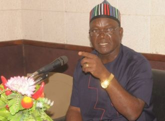 Ortom begs FG to check illegal entry of herdsmen into Nigeria