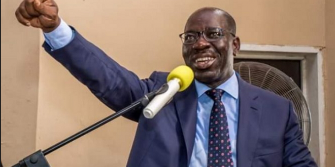 BREAKING: Godfathers' fighting back over change in governance structure – Obaseki