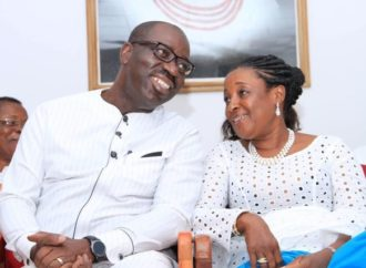 My husband has fulfilled his promises – Edo First Lady