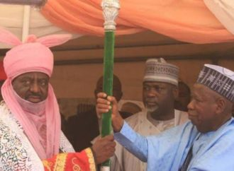 Ganduje restores four emirates in Kano, reads riot act to monarchs