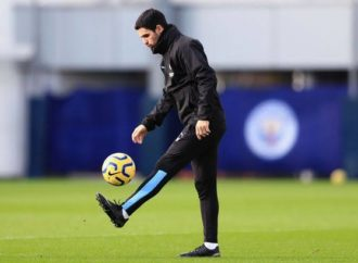EPL: Arteta reads riot act to Arsenal players during unveiling