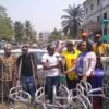 Rotary donates 26 paraplegic climbers to people living with disabilities
