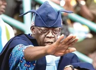 Tinubu backs Oshiomhole, tackles Obaseki, others