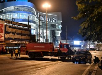 Gunman kills at least 20 in Thai mall shooting