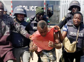 Police arraign Abuja bank robbery suspects
