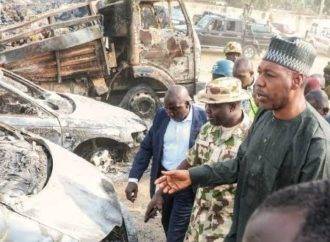 '30 killed' in Borno terrorists atack