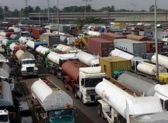 Petroleum tanker drivers begin strike over harassment by Customs