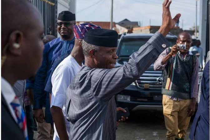 Truck driver in court for obstructing Osinbajo's convoy