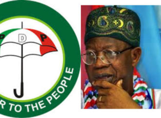 PDP slams Lai Mohammed over $500m loan request for NTA