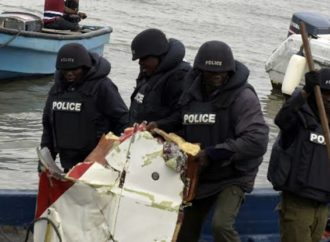 Two Missionaries drown in Delta river