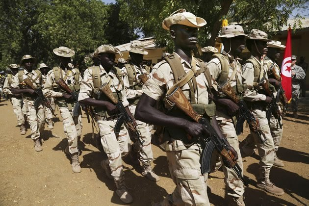 Boko Haram killed 92 Chadian troops – President