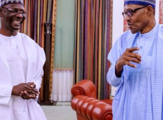 Sanusi: Buhari, Nasarawa governor meet behind closed-doors