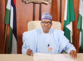 Buhari orders restriction of movement in Abuja, Lagos, Ogun