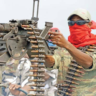 Ex-Niger militants threaten to resume hostilities over 'irregular'  training', others