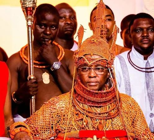 Why Benin monarch ordered restriction of 'night movement' around palace