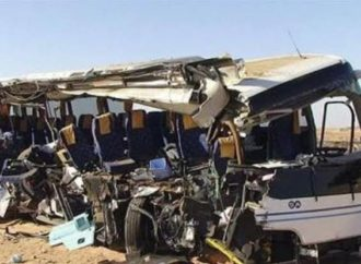 18 Egyptians die in road crash during coronavirus curfew
