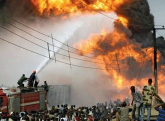 Lagos govt floats N2bn relief funds for victims of explosion as death toll hits 20