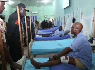 I'm overwhelmed by your courage, Buratai tells wounded soldiers
