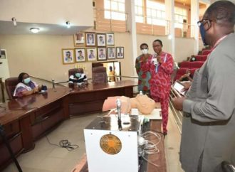 UNIBEN researchers manufacture Ventilator
