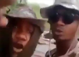 Army arrest soldiers who threaten to rape women in Delta