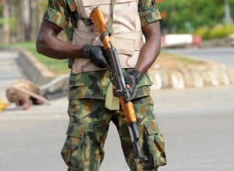 6 suspected criminals held — CP declares slain soldier's rifle missing in Imo