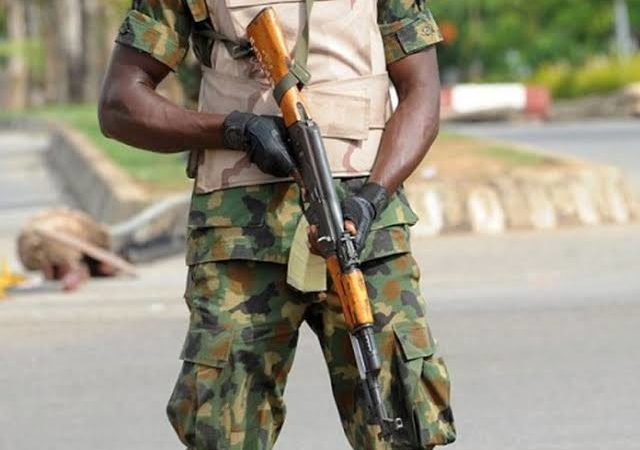 Soldier kills colleague over 'pass to visit family'