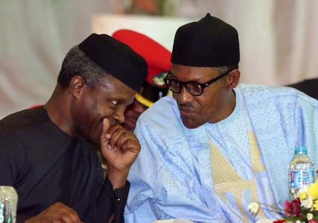 Osinbajo heads use of toilet campaign committee