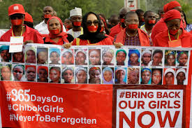 Buhari aides barred from attending abducted Chibok girls' anniversary