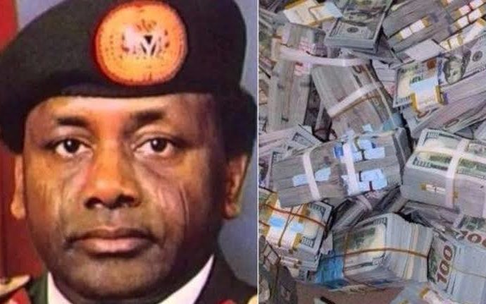 Nigeria receives $311.7m Abacha loot from US — Jersey