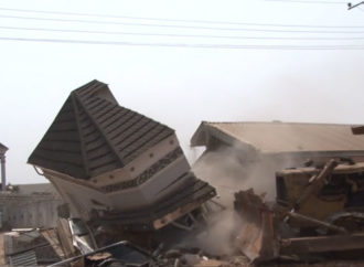 Double jeopardy for Oshiomhole's ex-aide over N18m cost for 'hotel demolition'