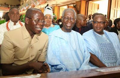 I regret that Anenih didn't witness Oshiomhole's fall — Orbih recalls his mentorship